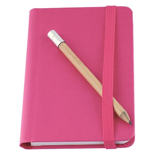 Notes A7 różowy