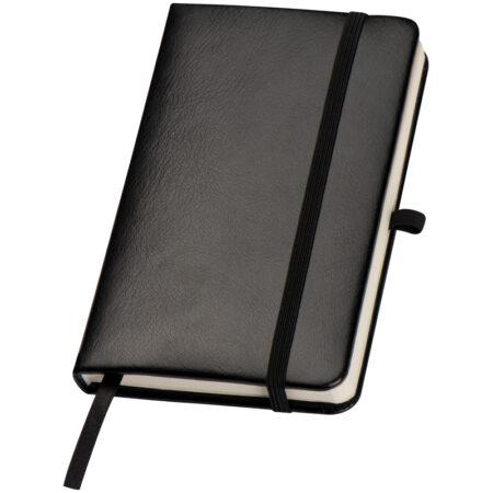 Notes A6 z karteczkami indeksującymi - czarny