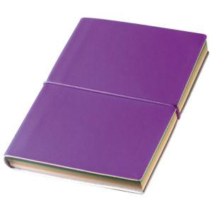Notes z kolorowymi kartkami