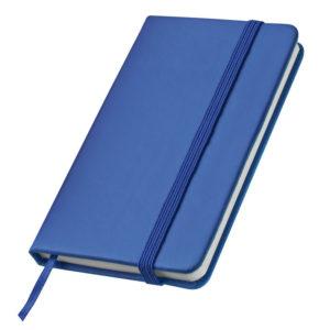 Mały notes - niebieski
