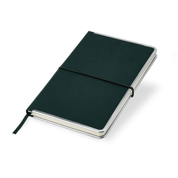 Notes A5 z metalowymi bokami