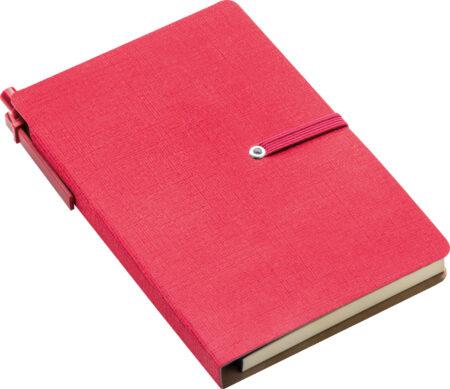 Notatnik z karteczkami do znakowania