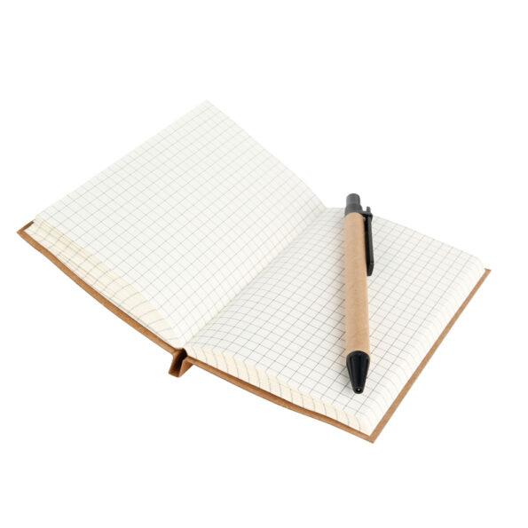 Eko notes w kratkę A6