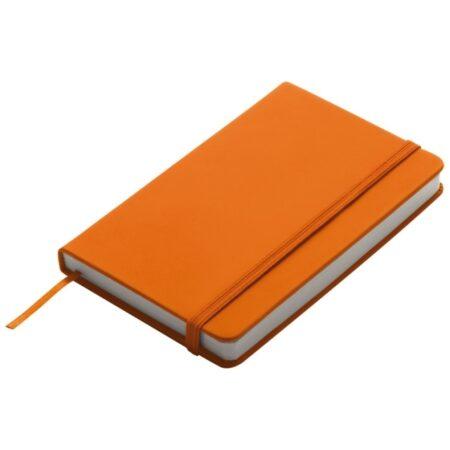 Notes A6 pomarańczowy
