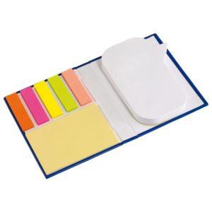 Notesik z karteczkami indeksującymi