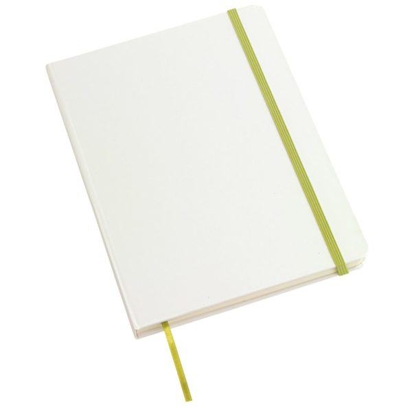 Notes A5 w linie