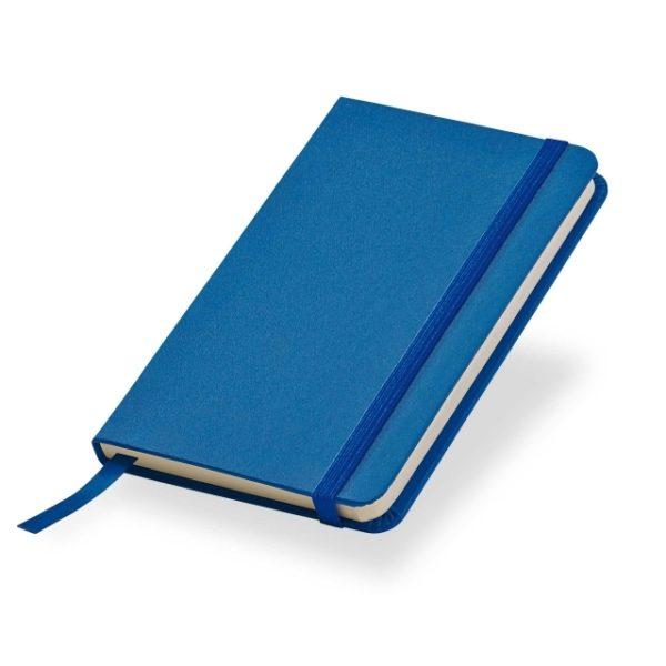 Notesik A5 niebieski