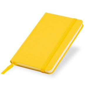 Notesik A6 żółty