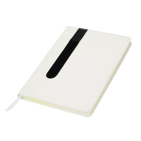 Notes A5 biały w linie