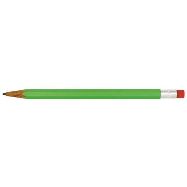ołówek automatyczny zielony