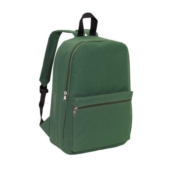 Plecak na wycieczki zielony