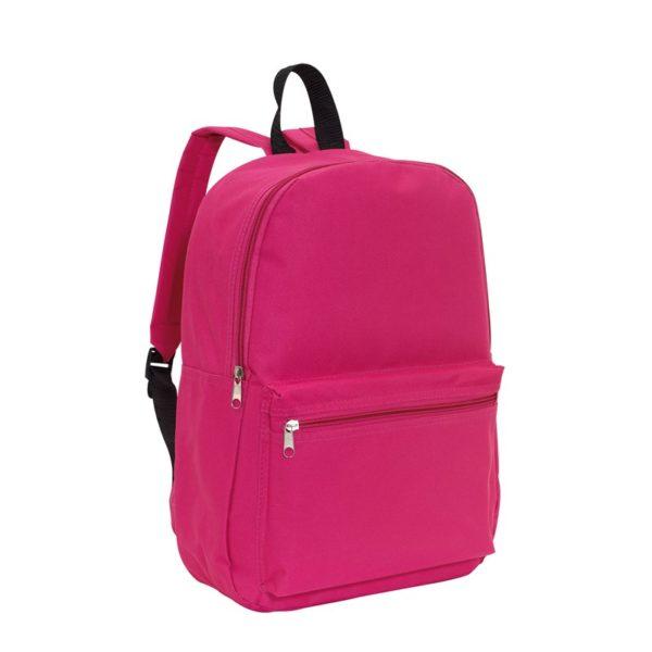 Lekki plecak różowy