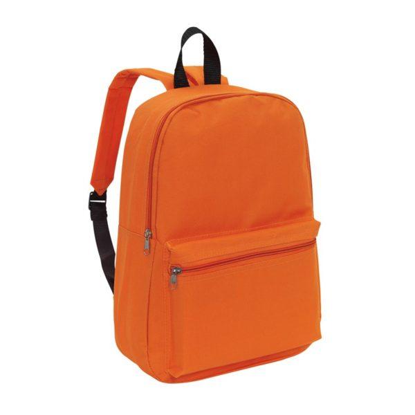 Plecak wycieczkowy pomarańczowy