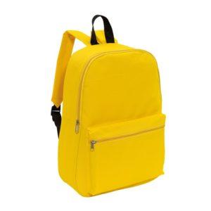 Plecak na wycieczki żółty